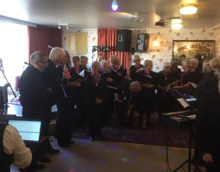 A big thank you after our successful charity music event